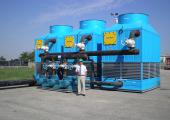 9 MW rental plant for important chemical company