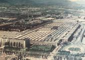 Historical shooting of FIAT Mirafiori plant whereto we are historically related