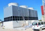 12 MW Refrigeration Towers