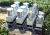 Silencing TAG cooling towers serving an important italian hospital