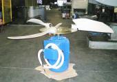 SCAMAIR SX3 impeller
